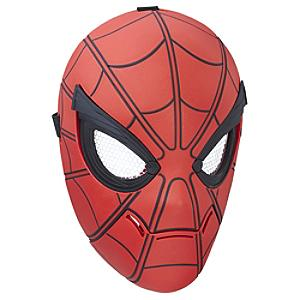 Läs mer om Spider-Man Homecoming mask med spindelögon