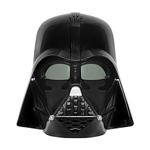Läs mer om Darth Vader röstomvandlarmask, Star Wars