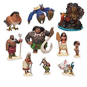 Läs mer om Vaiana figurlekset deluxe