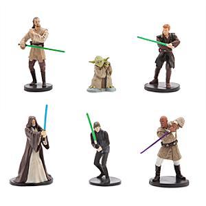 Läs mer om Star Wars Jedi-figurset