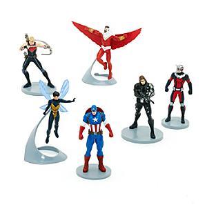 captain-america-figurine-set