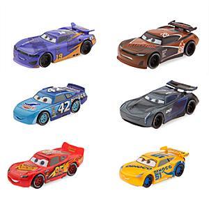 Läs mer om Disney Pixar Bilar 3 statyettlekset