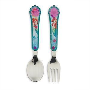 Ariel Waterfill Cutlery Set The Little Mermaid
