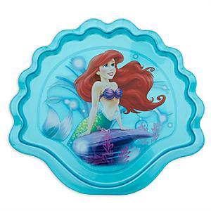 Läs mer om Ariel snäcktallrik, Den lilla sjöjungfrun