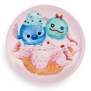 Läs mer om Stitch Tsum Tsum liten tallrik