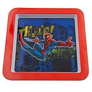 Läs mer om Spiderman tallrik