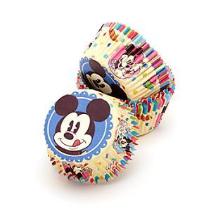 Micky Maus - Cupcake-Förmchen