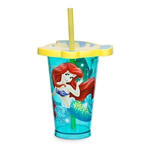 Läs mer om Ariel dricksglas med sugrör