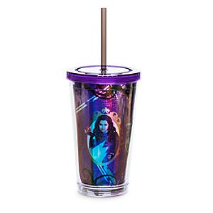Disney Descendants Tumbler With Straw