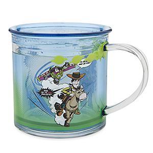 Läs mer om Toy Story vattenfylld mugg
