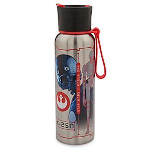 Läs mer om K-2SO flaska i rostfritt stål, Rogue One: A Star Wars Story