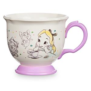 Läs mer om Alice i Underlandet kopp, Disney Animators Collection