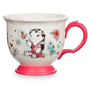 Läs mer om Lilo och Stitch kopp, Disney Animators Collection