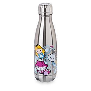 Läs mer om Alice i Underlandet MXYZ flaska i rostfritt stål