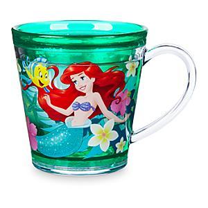 Läs mer om Ariel vattenfylld mugg, Den lilla sjöjungfrun