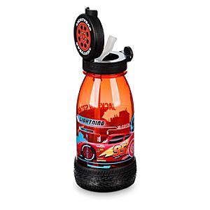 Läs mer om Disney Pixar Bilar 3 flaska med sugrör