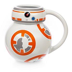 Läs mer om Star Wars BB-8 mugg