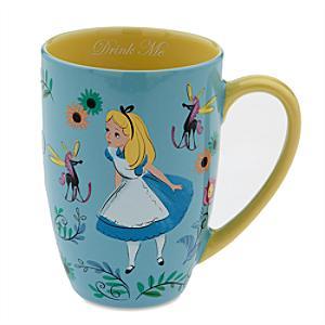 Läs mer om Alice i Underlandet klassisk mugg