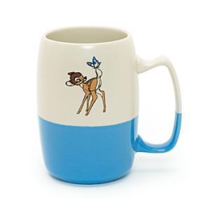 Läs mer om Bambi mugg med glasyr