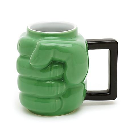 Mug en forme de poing de Hulk