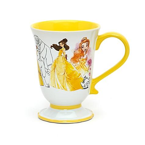 Mug collage Art of Belle