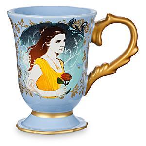 Läs mer om Belle mugg, Skönheten och Odjuret