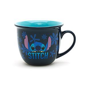 Läs mer om Stitch mugg med figurnamn