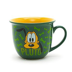 Läs mer om Pluto mugg med figurnamn