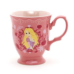 Läs mer om Rapunzel prinsessmugg, Trassel