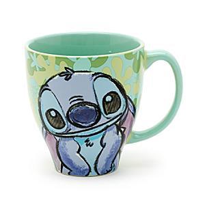 Läs mer om Stitch mönstrad mugg