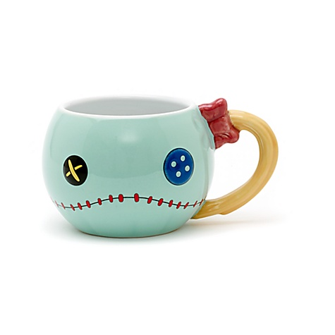 Mug en relief Lilo et Stitch en forme de Souillon