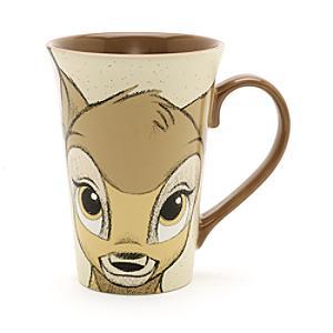 Läs mer om Bambi och Stampe lattemugg
