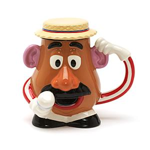 Läs mer om Mr Potato Head mugg med lock, Toy Story