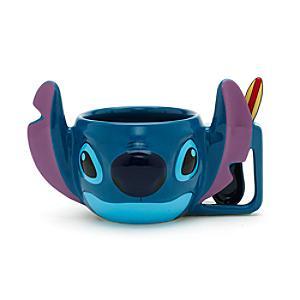 Läs mer om Stitch mugg med sked