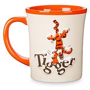 Läs mer om Tiger mugg med text
