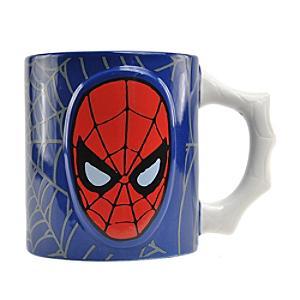 Spider-Man - Becher mit Gravur