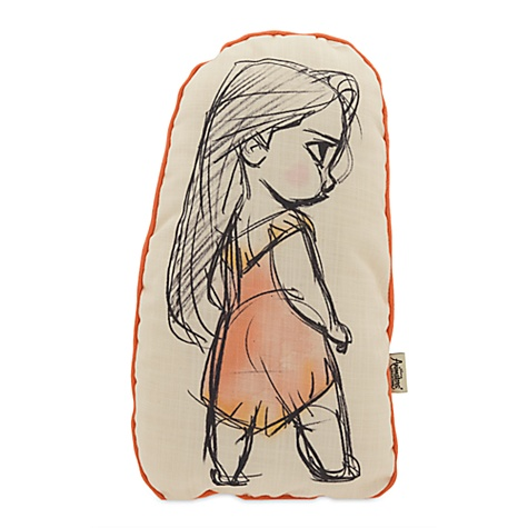 Coussin Pocahontas de la collection Animator de Disney