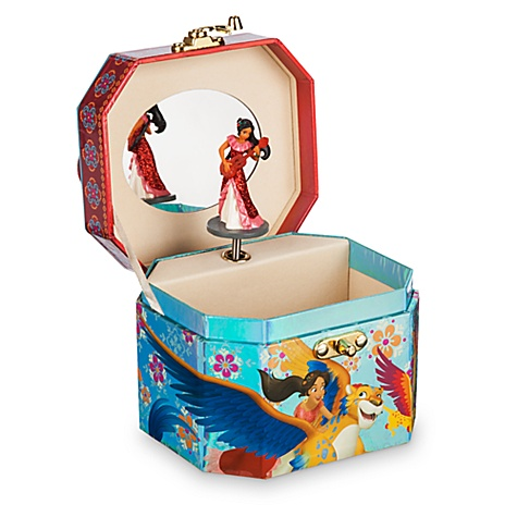 Boîte À bijoux elena d'avalor pour enfants