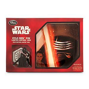 Läs mer om Star Wars: The Force Awakens Kylo Ren pin i begränsad upplaga