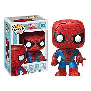 Läs mer om Spiderman Pop! Vinylfigur från Funko