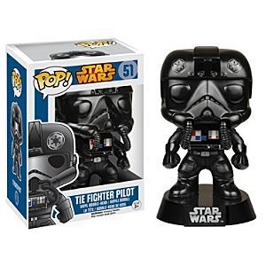 Läs mer om Star Wars TIE-fighterpilot Pop! Vinylfigur från Funko