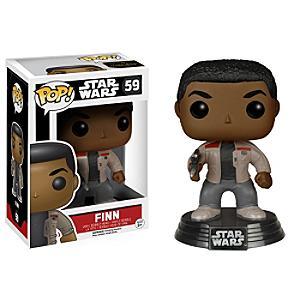 Läs mer om Star Wars: The Force Awakens Finn Pop! Funko vinylfigur