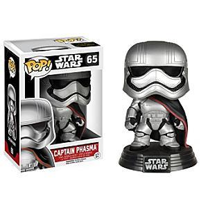 Star Wars: The Force Awakens Captain Phasma Pop! Funko vinylfigur