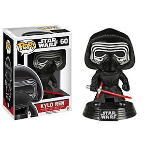 Läs mer om Star Wars: The Force Awakens Kylo Ren Pop! Funko vinylfigur
