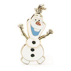 Läs mer om Frost Olof svängande pin i begränsad upplaga