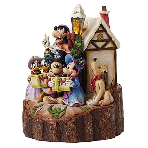 Figurine Lumineuse harmony mickey et ses amis, disney traditions