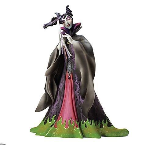 Figurine Mascarade de maléfique disney showcase haute-Couture