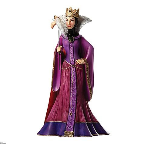 Figurine Mascarade de la reine disney showcase haute-Couture