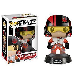 Läs mer om Star Wars: The Force Awakens Poe Dameron Pop! Funko vinylfigur