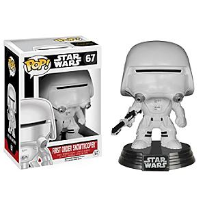 Läs mer om Star Wars: The Force Awakens snowtrooper Pop! Funko vinylfigur